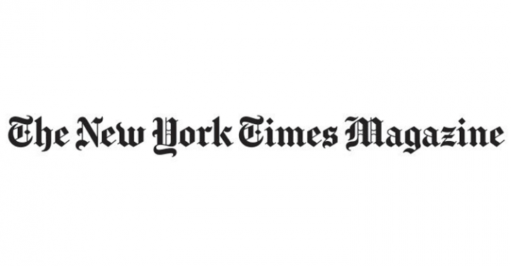 New York Times Magazine logo
