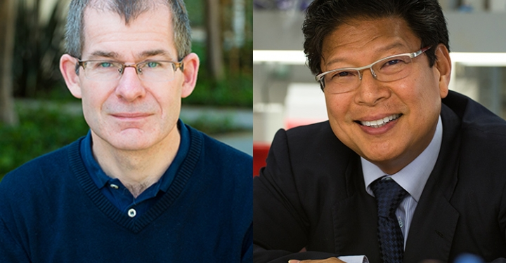 Peter Adams, Ph.D., and Jerold Chun, M.D., Ph.D.