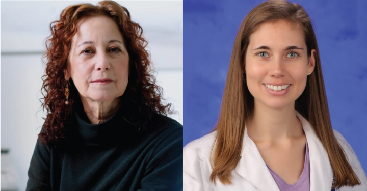 Judith Campisi, Ph.D. and Katherine M. Aird, Ph.D.
