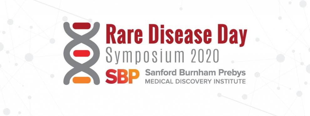 rare disease day symposium logo