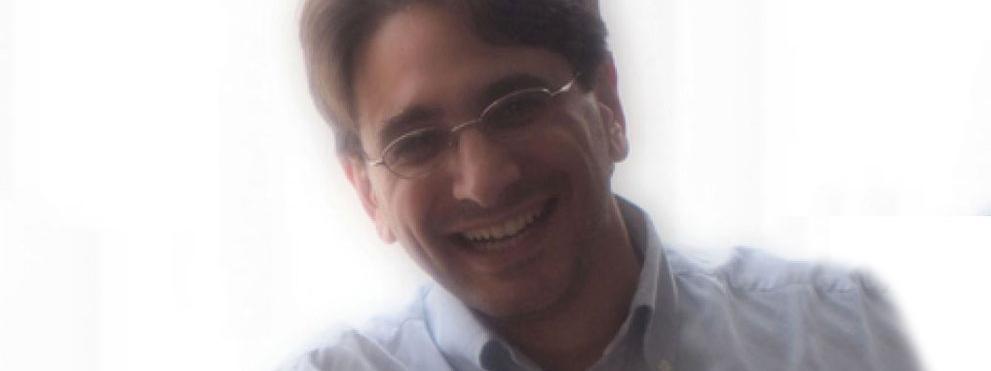 Panagis Filippakopoulos, Ph.D., headshot