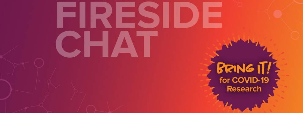 Bring it fireside chat graphic