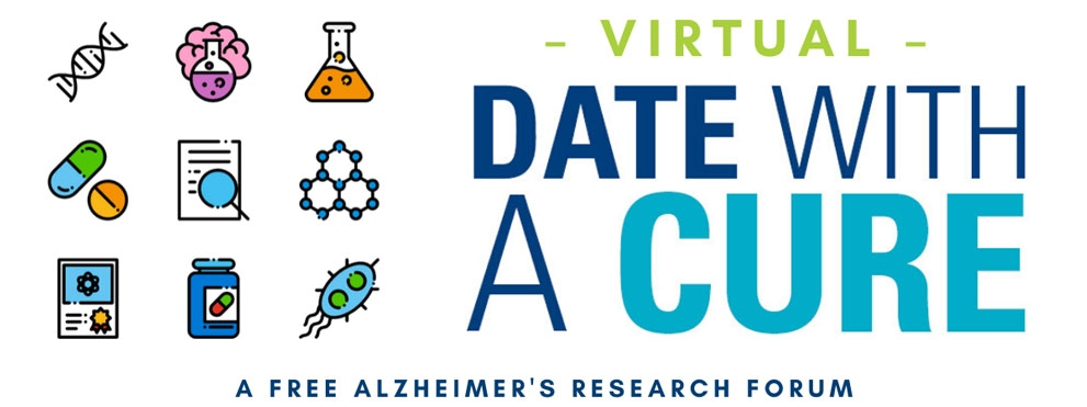 Virtual Date with a Cure logo