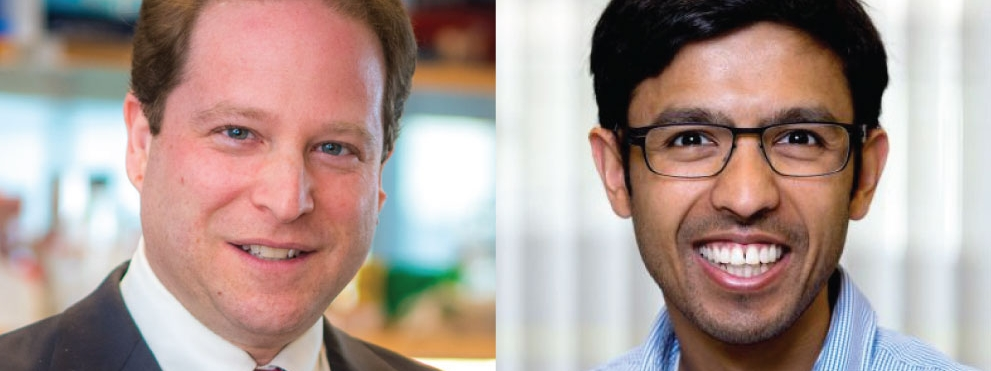 Loren Walensky, M.D., Ph.D. and Aashish Manglik, M.D., Ph.D.