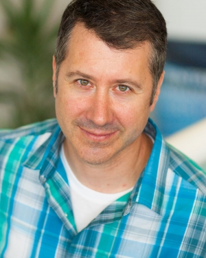 Matthew Petroski Ph.D., headshot