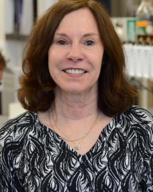 Linda Bradley, Ph.D. headshot